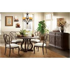 24952 riverside furniture verona dining room dining table