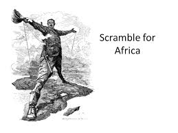 Imperialism period    Germany and Africa   New Imperialism