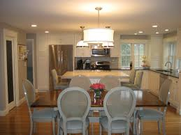 kitchen table lighting. i found this which is more on your idea of the schoolhouse lights with over table like how itu0027s hung higher than a chandelier and it seems to kitchen lighting t