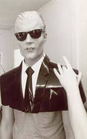 best images about max headroom cyberpunk amanda photo essay how make up and visual effects brought max headroom to life