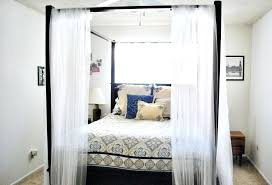 curtain beds large size outstanding canopy bed curtain set images ideas country ruffled curtains bedspreads