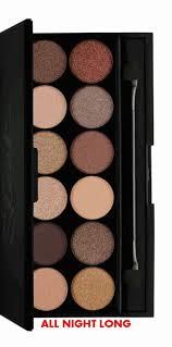 sleek i divine eyeshadow palette au naturel in a new day