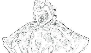 Free Barbie Printable Coloring Pages Activities Christmas Mermaid
