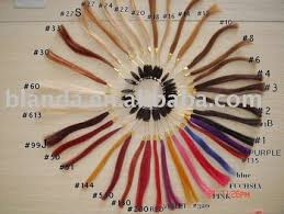 Beauty Different Wavy Color Ring Chart Human Hair Products Buy Human Hair Human Hair Extension Human Hair Weave Product On Alibaba Com