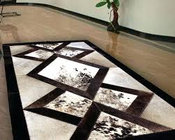 cowhide rug patchwork patchwork cowhide rug cow skin leather hide cowhide carpet product on cowhide cowhide rug