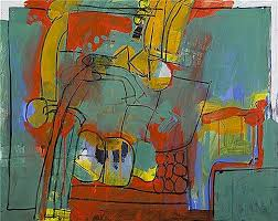 this artist was one of the many students of hans hofmann who went on to become reble professional artists on their own merits