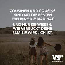 Cousinen Und Cousins Sind Mit Die Ersten Freunde Die Man Hat Und