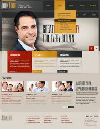 Political Website Templates Pin On Flyer Templates Layout
