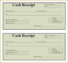 Cash Receipt Forms Free Online Cash Receipt Template Spaflora