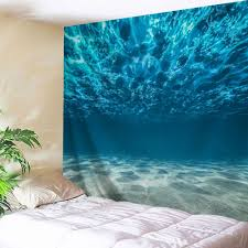 underwater wall art