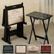 Decorative Tv Tray Tables Tv Tray Tables Foter 41