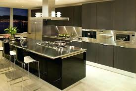 stainless countertop metal countertops diy ikea