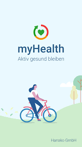 myHealth für Android - APK herunterladen