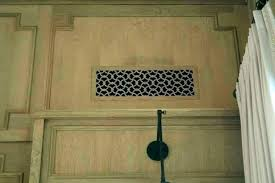 decorative return air vent covers decorative return air grille ceiling registers wall vent covers ideas cold