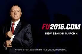 House Of Cards Series 4 Netflix Australia