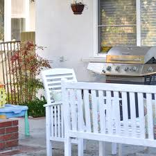 how to clean outdoor furniture and toys without chemicals anika s diy life