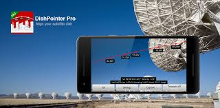 Directv Azimuth And Elevation Chart Dishpointer Align Your Satellite Dish