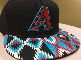 Native American Design Hats