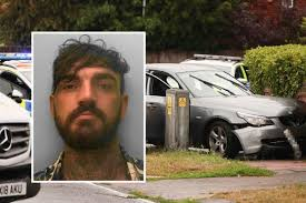 VIDEO: Worthing dangerous driver Alan Gale jailed after chase ...