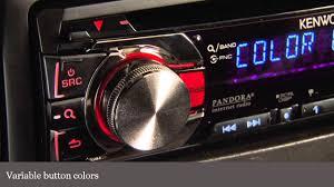 kenwood kdc 352u cd receiver display and controls demo Kenwood Wiring Harness Diagram at Kenwood Kdc 125u Wiring Diagram