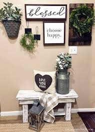 45 charming farmhouse wall decor ideas