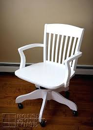 remarkable antique office chair. Attractive White Wood Desk Chair Throughout Wheels For Furniture With Regard To Awesome Residence Wooden Remarkable Antique Office S