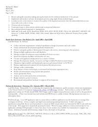 Resume Ms Word Format Download