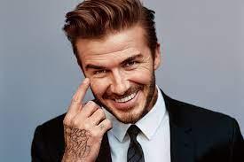 David Beckham Defies Ageing Process ...