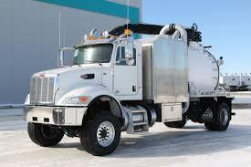 Hydro Excavator Truck 2019 Peterbilt 348 Smartvac Sv750 4x4 Hydro Excavator