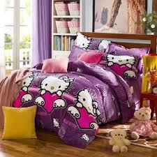 good looking queen size comforter 28 hello kitty purple bedspreads
