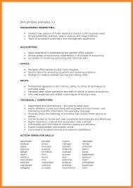 Resume Sample Language Skills Resume Language Skills Good Resume Examples 12