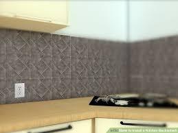 image titled install a kitchen backsplash step 15