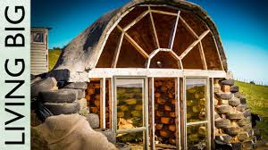 Small Picture Extraordinary Micro Earthship in New Zealand YouTube
