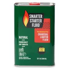 smarter starter fluid 32 fl oz charcoal lighter fluid