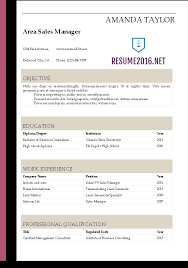 Download Resume Templates Word Free Resume 2016 Download Resume Templates In Word