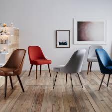 midcentury dining chairs  walnut legs  west elm au