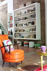 Furniture: Modern Built In Bookshelf Design - Bookcase