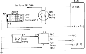 where is the fuel pump relay located on a 92 lexus sc300 full size image