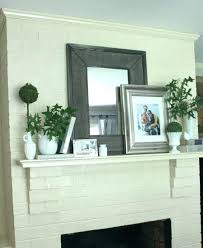 mercury glass frames mercury glass wall decor simplicity of the mantle decor layers of frames plants mercury glass frames
