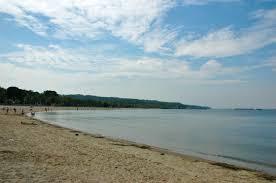 Hempstead Harbor Beach Park, Roslyn. Nassau County   Harbor beach ...