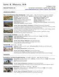 Sami Khoury - Projects List 2012