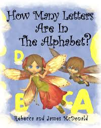 how many letters are in the alphabet book cover