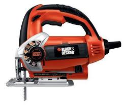black and decker tools. the ability to adjust cutting action of blade makes an orbital jigsaw a useful tool have in workshop. black \u0026 decker js660 has 7 and tools