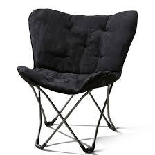 Mainstays Folding <b>Butterfly Chair</b>, Multiple Colors - Walmart.com ...