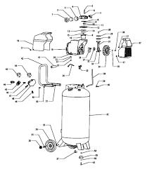 Kobalt f226vwlvp air pressor parts capacitor wiring diagram conditioning run conditioner 1280