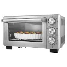 Oster Designed for Life 6-Slice Toaster Oven, Silver TSSTTVDFL2 ...