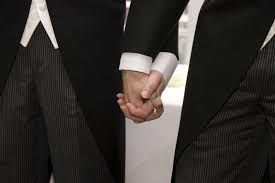 one benefit to same sex marriage that nobody is talking about ut  holding hands