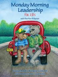 hardcover monday morning leadership for kids book