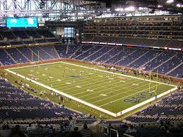 Ford Field Seating Chart View Ford Field Detroit Tickets Schedule Seating Chart