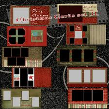christmas card collage templates photo templates photoshop photo holiday card templates